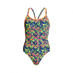 Funkita fille clockwork orange diamond back 14 15 ans