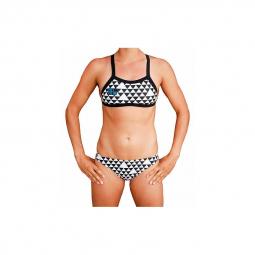 Mako triangles noir bikini femme 2 pieces
