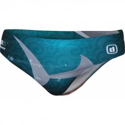 Zerod ravenman shark green brief maillot de bain homme xxs