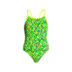 Funkita fille radioactive diamond back 8 9 ans