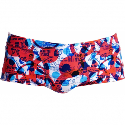 Funky trunks ol toff digital print boxer natation homme xl