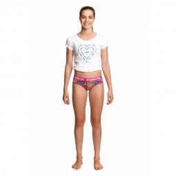 Sous vetement Fille FUNKITA Aztec Princess girls underwear brief