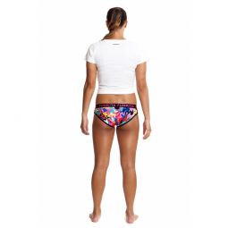 Sous Vetement Femme FUNKITA Splatterfied Underwear Brief