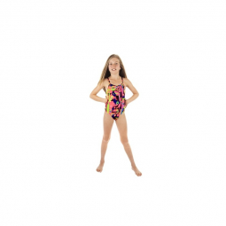 Funkita fille 1 piece pink stig diamond back 12 13 ans