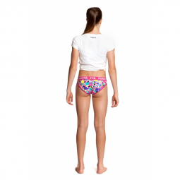 Sous vetement Fille FUNKITA Sugar Cube girls underwear brief