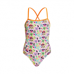 Funkita fille crazy critters cross back 14 15 ans