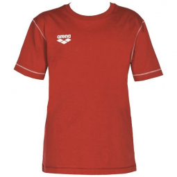 Tee shirt arena team line ss tee red s