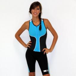 Singlet triathlon femme zerod itop l