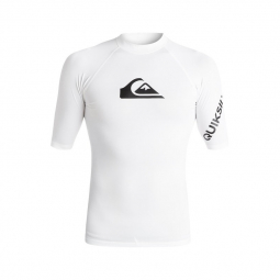 Tee shirt quiksilver all time ss wbbo white xs
