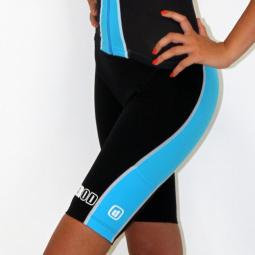 Shorty Triathlon Femme ZEROD iSHORTS