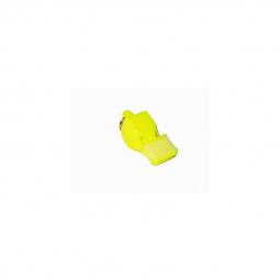 Sifflet fox 40 classic avec proteges dents jaune taille unique