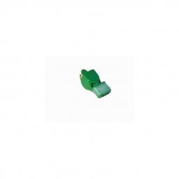Sifflet fox 40 classic avec proteges dents vert taille unique
