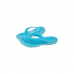 Image of Crocs crocband flip electric blue 41 1 2