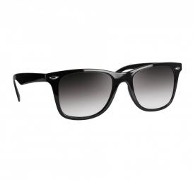 Kimood lunettes de soleil effet miroir ki3030 noir et argent