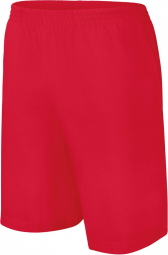 Proact short jersey Homme - PA151- rouge