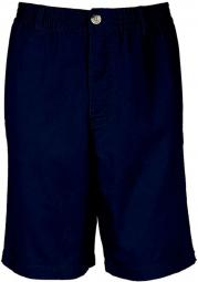Image of Kariban bermuda coton homme k770 bleu marine s