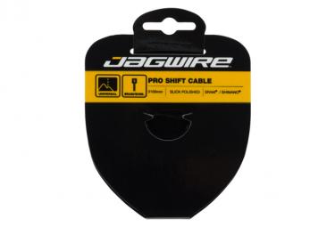 Câble Jagwire Shift Cable-Pro Polished Slick Stainless-1.1X3100mm-SRAM/Shimano