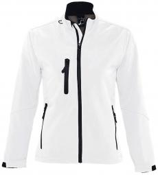 Sol s veste softshell impermeable respirante femme 46800 blanc