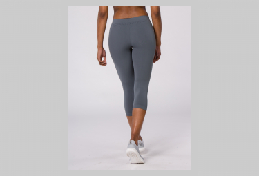Legging BodyCross 3/4 Compression Emaly Gris
