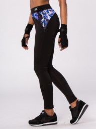 Image of Legging bodycross training gwenael noir