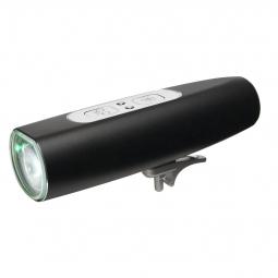 Image of Laserlight noir lumiere et laser pour velo