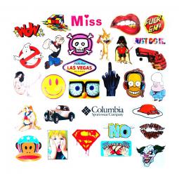 Stickers25 stickers originaux pour velo