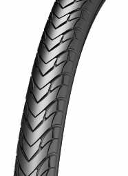 Pneu vtt michelin protek 700x35 couleur noir usage polyvalent tringle rigide 35 mm