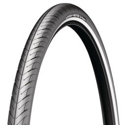 Pneu vtt michelin protek urban 20 x 150 couleur noir usage intensif et sportif tringle rigide 47 mm