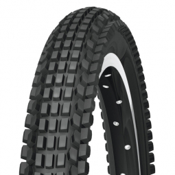Pneu vtt michelin mambo 20 x 2 125 couleur noir usage occasionnel et loisir tringle rigide 57 mm