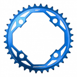 Image of Couronne bmx forward joyride 4 points blue 38