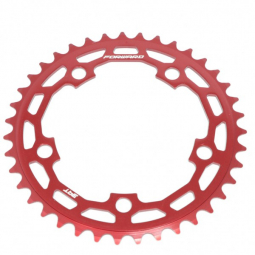 Image of Couronne bmx forward joyride 5 points red 38