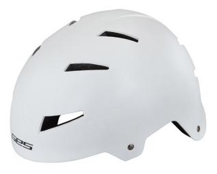 Image of Casque enfant v lo bmx ges taille l 58 60 couleur blanc m 52 57 cm