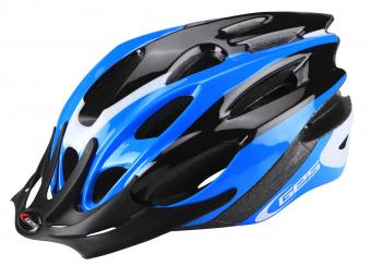 Casque GES ROCKET  couleur bleu et noir  taille 58/62