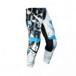 pantalon Shot FLEXOR 13 IMPACT WHITE/BLUE