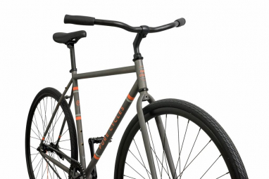 Velo single speed pure cycles coaster gris s 155 170 cm