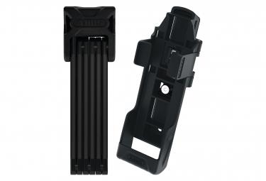 Abus Bordo 6000/90 Folding Lock Black + SH Support