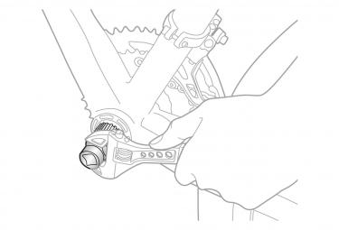 Cartridge Bottom Bracket Tool