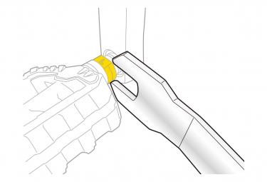 Clé à fourche de 15 mm pour pédales Topeak