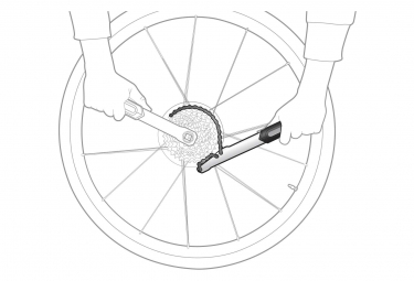 Chain Whip - Sprocket Remover - Topeak