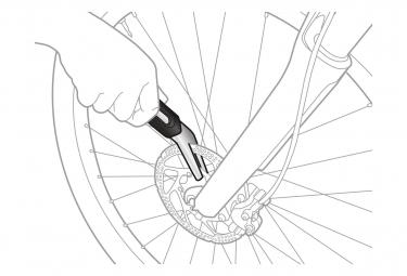 Topeak Rotor Tru Rotor Truing Fork