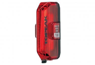 Eclairage Arrière Topeak RedLite Aero USB 1W