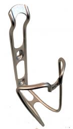 Porte bidon zefal couleur argent en aluminium light