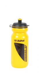 Bidon zefal premier bidon couleur jaune contenance 600ml