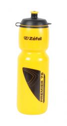 Bidon zefal premier couleur jaune contenance 750ml