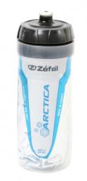 Bidon zefal artica isotherme couleur blanc contenance 550 ml
