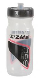 Bidon zefal sense contenance 650 ml couleur transparent