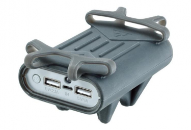 Topeak Smartphone Powerpack with support 4.5 - 5.5''