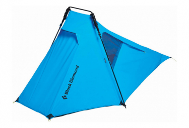 Black Diamond Hiking Tent 2 person Distance W/Adapter Blue
