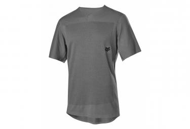Fox Rawtec Short Sleeves Jersey Grey S