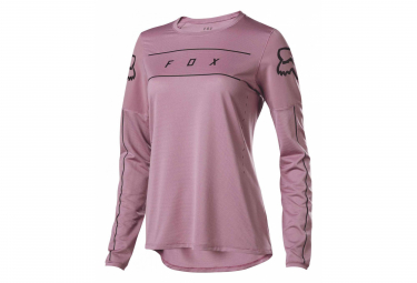 Fox Women Flexair Long Sleeves Jersey Pink